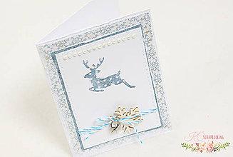 Papiernictvo - Vianočná pohľadnica IX - 7551645_