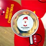 Papier - Vianočné samolepky 3 - 7548069_