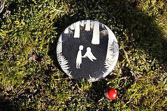 Zrkadielka - Zrcátko V kapradí - 7551140_