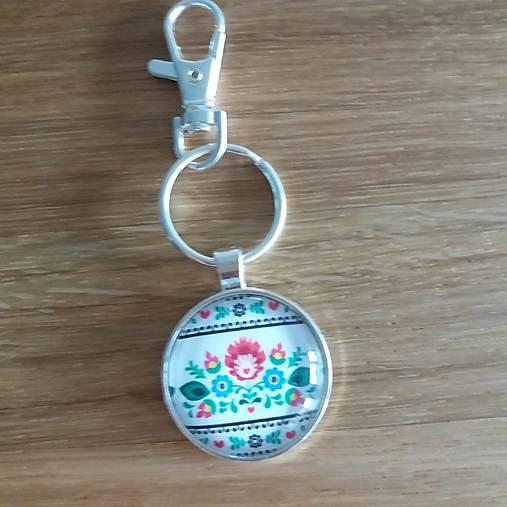 9a16cbe28 Kľúčenka FOLK / Vlastenka - SAShE.sk - Handmade Kľúčenky