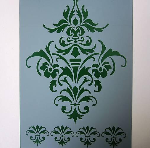 Šablóna 16- Ornamenty-21x29,7