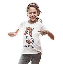 Tričká - Poď s kresbou na tričko - 7547158_