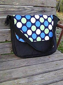 Veľké tašky - Taška na kočík 40 x 33 cm - 7549135_