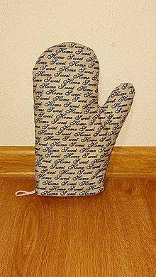 Úžitkový textil - Chňapka home 3 - 7550464_