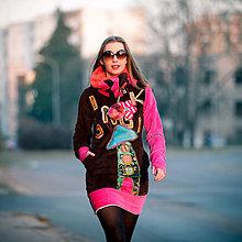 Šaty - Origo šaty ňuňu IngK domček - 7550860_