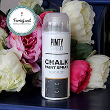 Farby-laky - Pinty Plus Chalk Paint spray Grafit - 7550646_