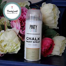 Farby-laky - Pinty Plus Chalk Paint spray Sahara - 7550790_