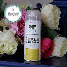 Farby-laky - Pinty Plus Chalk Paint spray Horčica - 7550797_
