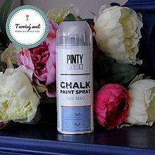 Farby-laky - Pinty Plus Chalk Paint spray Modrá tmavá - 7550816_