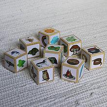 Hračky - Príbehové kocky rozprávkové - 7550497_