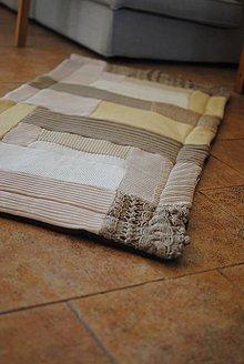 Úžitkový textil - Koberček - 7547546_