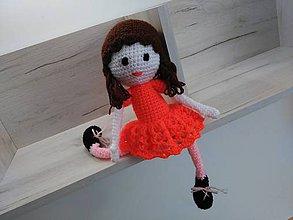 Hračky - kráska Beka - 7551622_