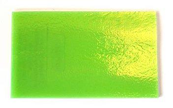 Suroviny - Sklo jarná zeleň, opálové, zn. Bullseye - 7553842_