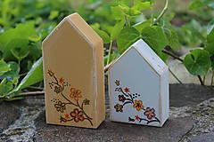 - Drevené domčeky - 7553944_