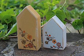 Dekorácie - Drevené domčeky - 7553944_