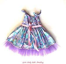 Detské oblečenie - Vílové! - 7555461_