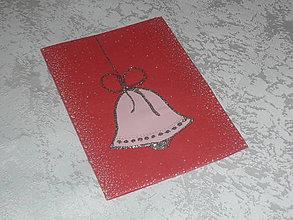 Papiernictvo - Pohľadnica  ....zvonček - 7552174_