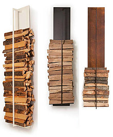 Dekorácie - Držiak palivového dreva - 7552047_