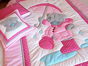 Textil - macko na želanie - 7553581_