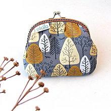 Peňaženky - Peňaženka Žltý les - 7552131_