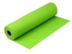 Textil - Filc-metráž, šírka 41 cm (svetlo zelený) - 7555209_