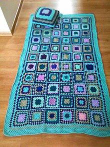 Úžitkový textil - váľandovka - 7556143_