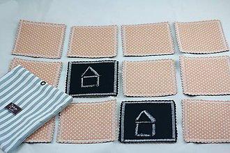 Hračky - vytvor si vlastné pexeso - tabuľové pexeso - 7560540_