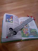 Drobnosti - Záložka do knihy Myš - 7556934_