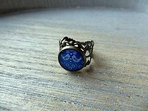 Prstene - Ľudový prsteň - 7559447_
