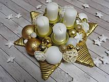 - Vianočný svietnik - 7559483_