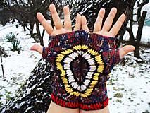 Rukavice - Rozpusť si ma...., rukavičky - 7560302_
