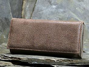 Peňaženky - Originální kožená peněženka - Belleza - 7563366_