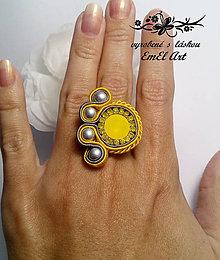 Iné šperky - Sujtášový prsteň -