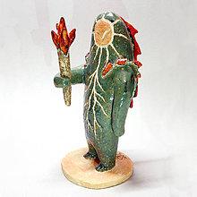 Socha - Strážca ohňa - 7562031_
