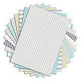 - PPK001 Color Factory Sada papierov 100g/m² A4, 48 listov Mät - 7561236_