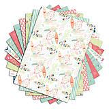 - PPK016 Color Factory Sada papierov 100g/m² A4, 48 listov Mot - 7561365_