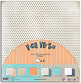 - PS108 Set 6 obojstranných papierov 30,5 x30,5 cm 180g/m² kolekcia VICE VERSA - 7561868_