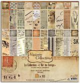 - PS34 Set 10 obojstranných papierov 30,5 x 30,5 cm 180g/m² VI - 7562062_