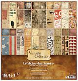 - PS46 Set 10 obojstranných papierov 30,5 x30,5 cm 180g/m² VIN - 7562098_