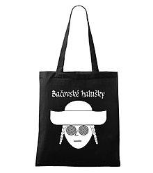 Nákupné tašky - Bačovské halušky - taška - 7560644_