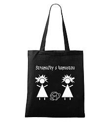 Nákupné tašky - Strapačky s kapustou - taška - 7560650_