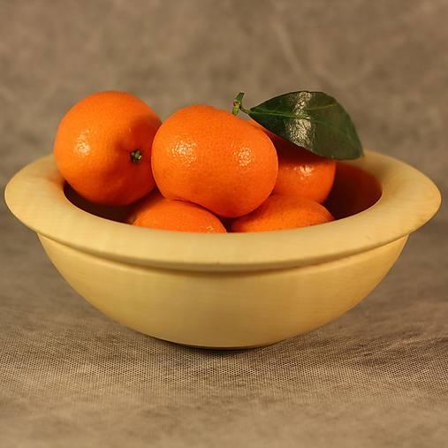 miska z javora
