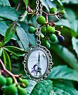 Vintage náhrdelník N.5 / zľava z 9 e/