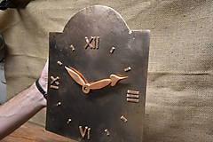 Hodiny - Bronzové hodiny č. 37 - 7567460_