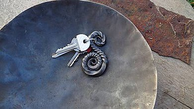 """Kľúčenky - Kľúčenka """"Iba"""" - 7567879_"""
