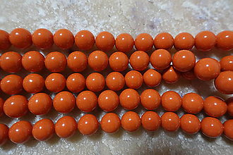 Korálky - Perly z mušlí 10O1 - 7567215_