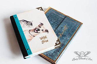 "Papiernictvo - "" Dog & Cat Lover""  Diár 2017/  na zákazku:) - 7568056_"