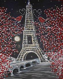 Obrazy - Veža lásky - 7564830_