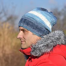 ebe38c6e9 Doplnky - Zľava z 19 na 10 eur-Pánska pletená čiapka - 7572822_