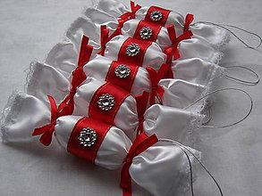 Dekorácie - vianočné salónky - 7572324_